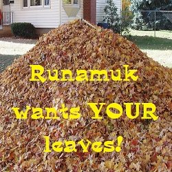 Bring your leaves to Runamuk!