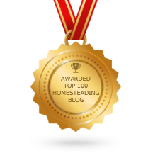 Top 100 Homesteading Blogs